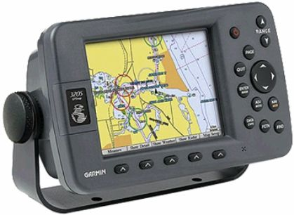 Garmin 010 00526 00 Model GPSMAP 3205 GPS Receiver Marine 12 Channel LCD Display Type 640 X 480 Resolution 5 Diagonal Size
