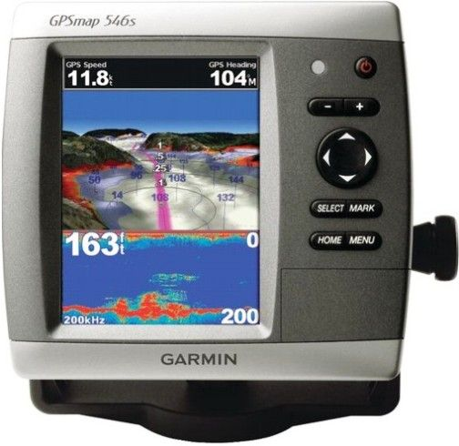 garmin 010 00774 01 gpsmap 546s marine gps receiver with. Black Bedroom Furniture Sets. Home Design Ideas