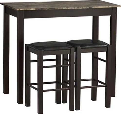 Linon 02859set 01 Kd U Tavern Three Piece Counter Set Set