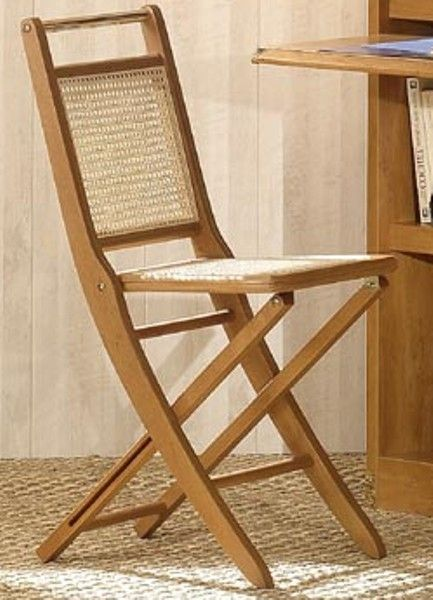 Gautier 060 254 Calypso Collection Folding Chair Calypso