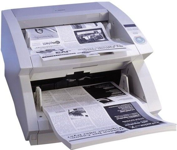 canon 0640b002 remanufactured model dr 7580 production With self feeding document scanner