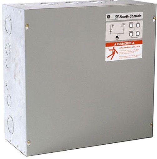 Ztx20mx60 Ge Zenith Automatic Transfer Switch: Coleman Powermate 074-0004SP PowerStation 200 Amps, ZTX
