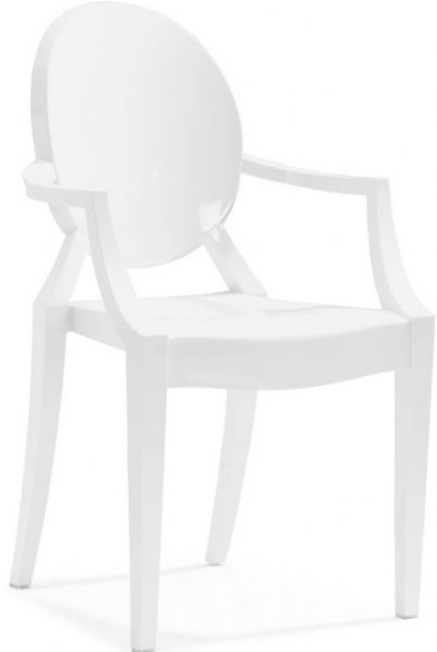 Exceptional Zuo Modern 106102 Stackable Acrylic Dining Chairs From The Anime  Collection, Price Per Chair, Sold In Sets Of 2, Contemporary / Modern  Style, ...