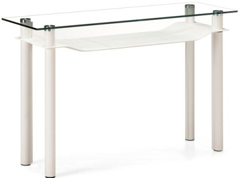 Zuo modern 107711 tier console table in white contemporary modern