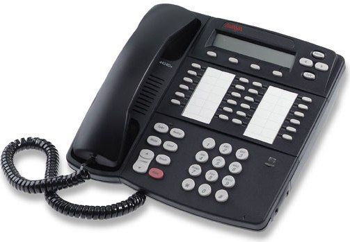 avaya phone how to put on hold
