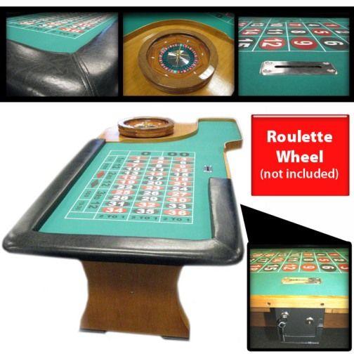 Poker table money box