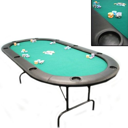 trademark 10 ht3 texas holdem poker table 84 inch with