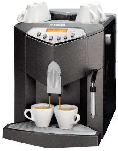 Coffee Maker With Bean Hopper : Saeco 110008 Vspresso Household Automatic Coffee Machine, Factory Reconditioned Demo Unit, Rapid ...