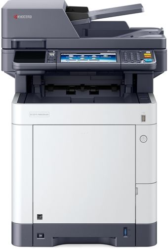 Kyocera 1102TZ2US1 ECOSYS M6630cidn A4 Color Multifunctional Laser Printer, 7