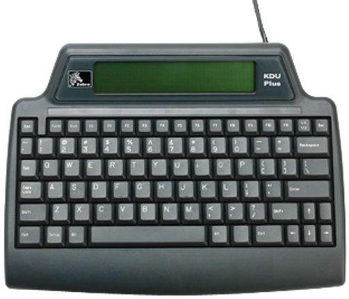 -001 KDU Plus Keyboard  85 touch keys in full-size QWERTY  typewriter    Qwerty Keyboard Typewriter