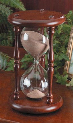 River City Clocks 1260C Sandglass 12