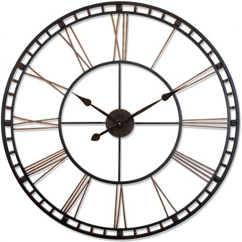 wall clock infinity instruments the tower l 39 large will look great on any a clic