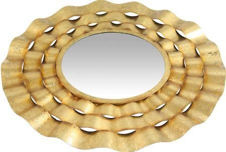 infinity instruments vegas wall mirror