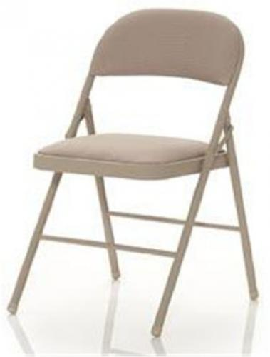 Cosco 14995alc4e Fabric Folding Deluxe Chair 4 Pack