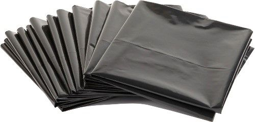 Broan 15TCBL Elite Trash Compactor Replacement Bags (12-Pack), Black, Rugged 2.75 MIL compactor bags sold in a pack of 12 can be stored in their own cubby inside the compactor, making them handy when you replace a full bag, Designed specifically for use with Broan 15-inch Trash Compactors, UPC 026715182565 (15-TCBL 15T-CBL 15TC-BL)