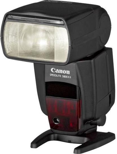 Canon 1946B002 model Speedlite 580EX II Flash Light - TTL, Hot413