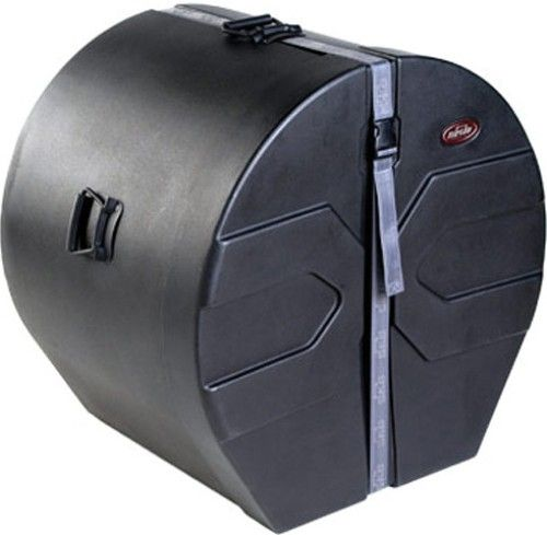 SKB 1SKB-D1822 Bass Drum Case with Padded Interior, Accommodate 18 x 22