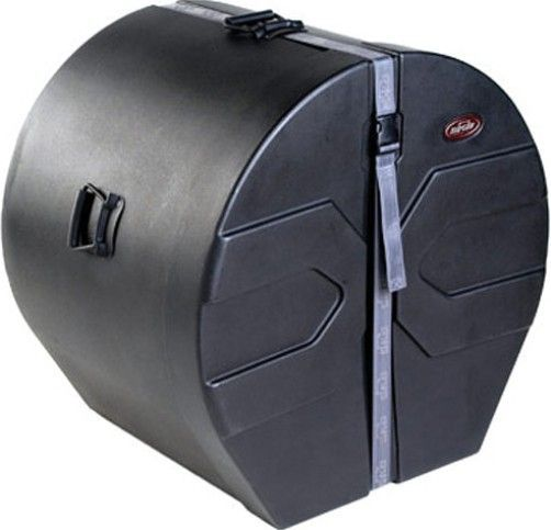SKB 1SKB-D2020 Bass Drum Case with Padded Interior, Accommodate 20 x 20