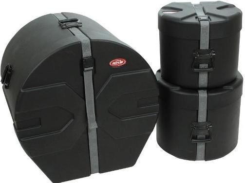 SKB 1SKB-DRP3 Drum Case Package 10x12