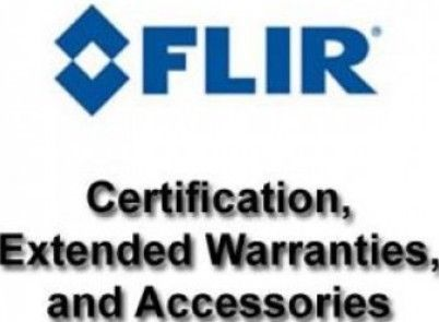 FLIR 1YW-EXT-80 Gold PLUS Extended Warranty, 3 Years Extended Warranty Package covers parts and labor for your FLIR E4 camera (1YWEXT80 1YWEXT-80 1YW-EXT80)