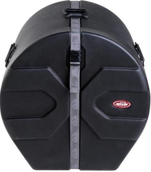 SKB 1SKB-D1820 Bass Drum Case with Padded Interior, Accommodate 18