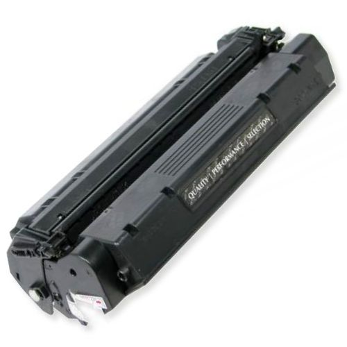 Clover Imaging Group 200009P Remanufactured High-Yield Black Toner Cartridge To Replace HP C7115X, HP15X; Yields 3500 Prints at 5 Percent Coverage; UPC 801509159509 (CIG 200009P 200 009 P 200-009-P C 7115X HP-15X C-7115X HP 15X)