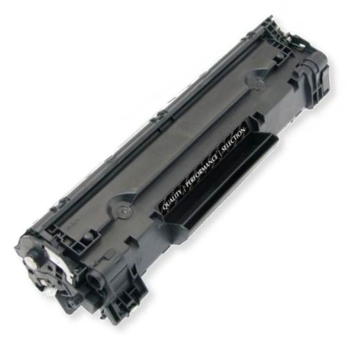 Clover Imaging Group 200181P Remanufactured High-Yield Black Toner Cartridge To Replace HP CE278A, HP78A; Yields 2100 Prints at 5 Percent Coverage; UPC 801509193930 (CIG 200181P 200 181 P 200-181-P CE 278A HP-78A CE-278A HP 78A)