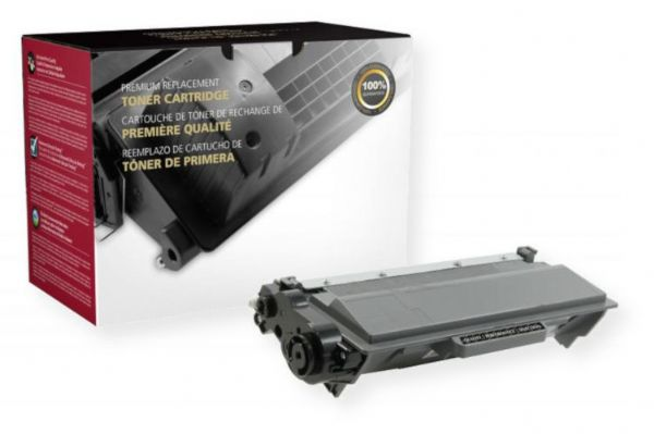 Clover Imaging Group 200608P Remanufactured Extra High Yield Toner Cartridge for Brother TN780, Black Color; Yields 12000 prints at 5 Percent coverage; UPC 801509218299 (CIG 200608P 200-608-P 200608-P TN780 TN-780 TN 780 BRTTN780 BRT-TN780 BRT TN780 BROTN780)