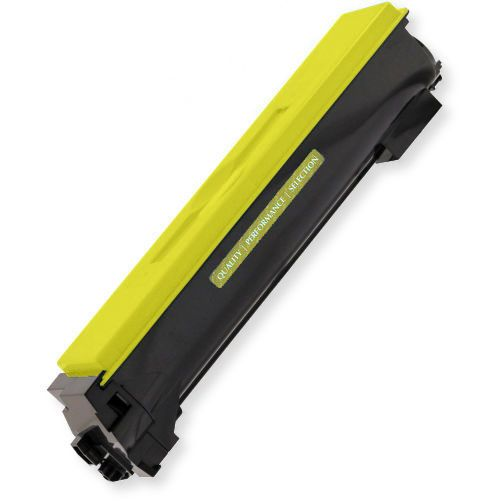 Clover Imaging Group 201013 New Yellow Toner Cartridge To Replace Kyocera TK-542Y; Yields 4000 Prints at 5 Percent Coverage; UPC 801509364835 (CIG 201013 201 013 201-013 TK542Y TK 542Y)