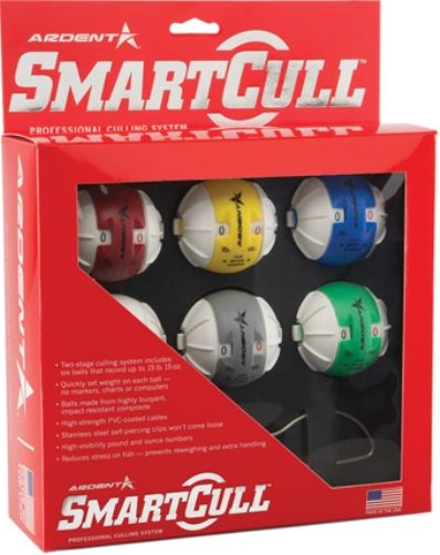 Ardent 2100 a smartcull professional culling system first for Fish culling system