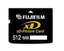 Xd picture card 512mb 22000012 fujifilm 22000012 xd picture card