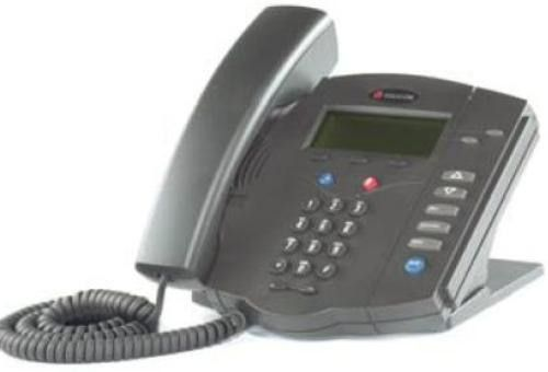 Polycom 2200-11331-001 SoundPoint IP 301 Two-line Entry-level High-quality Desktop Business IP Telephone, Interoperability with leading IP PBX and Softswitch platforms, SIP or MGCP, 4 line x 20 character-based LCD (220011331001 2200 11331 001 IP301 IP-301)