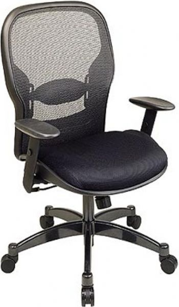 office star 2300 space collection matrex back managers chair with mesh