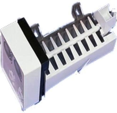 Frigidaire 5304458371 Radius Cube Icemaker with 4-Pin Wire ... on