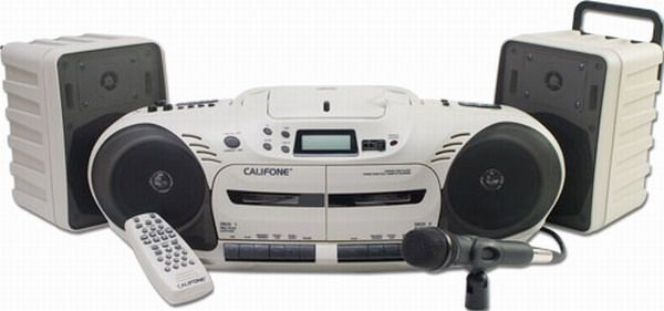 Califone 2455cac Basic Classroom System Amplification Center