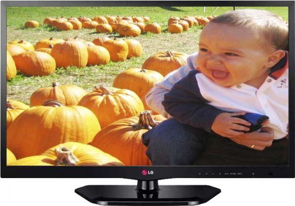 Lg Electronics 24LB451B Flat Screen Television, 24