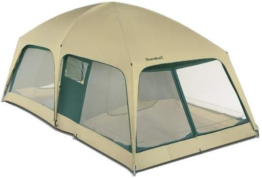 Eureka 2626156 The Condo Tent; 8 - 12 Sleeps; 14  sc 1 st  SaleStores.com : tent with vestibule - memphite.com