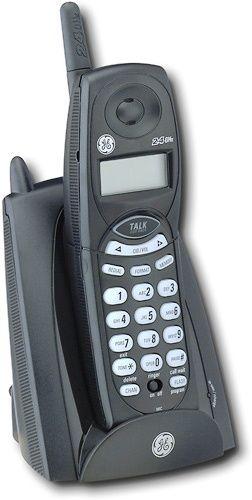 General Electric 27933ge2 2 4 Ghz Analog Cordless Phone