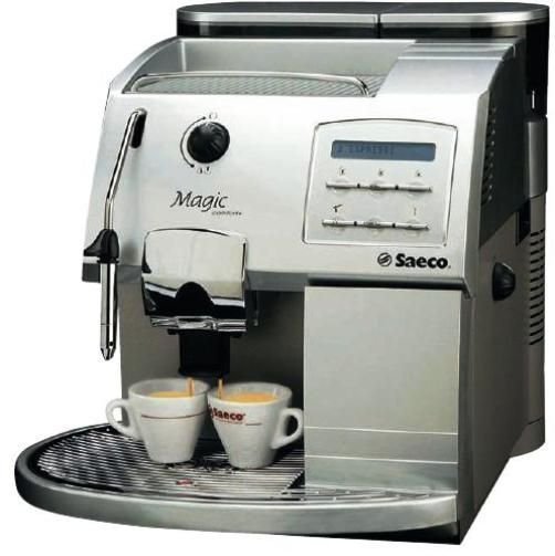 refurbished espresso machine
