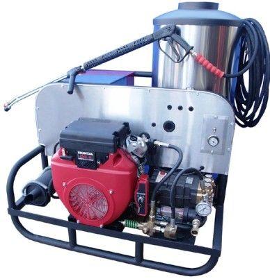 Honda Pressure Washer Pump Oil