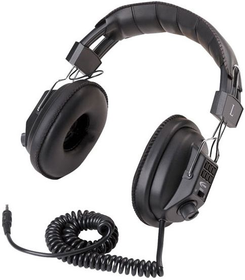 Califone 3068AV Switchable Stereo/Mono Headphones, Cord 6 foot, coiled cord, Transducers 40mm Mylar dome driver unit, Impedance 36 Ohms; Sensitivity 98dB ± 3dB at 1kHz; Volume Control Dual controls on ear cups; Plug 3.5mm mini plug with snap-on 1/4 inch adapter; UPC 610356213001 (3068 AV 3068-AV)