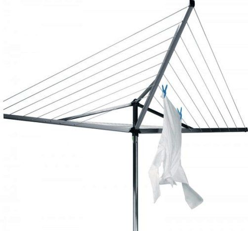 Outdoor Cloth Dryer ~ Brabantia compact outdoor clothes rotary dryer