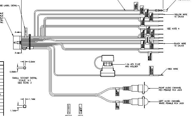 Jensen wiring harness diagram images