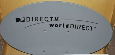 DirecTV 36DSHR0-02 International 36'' Antenna System with 2'' LNB'S for Reception of 95�W and 101�W, UPC 0020572041010 (36DSHR002 36DSHR0 02 36DSH)