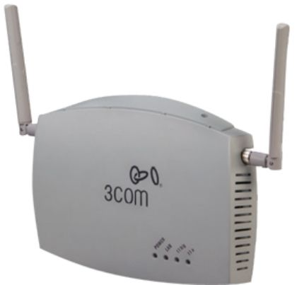 3Com 3CRWE876075 model 8760 Wireless Dual Radio Access Point, Wireless ...
