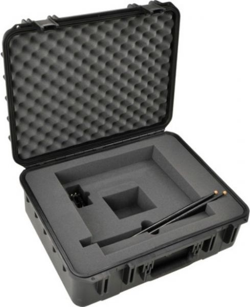 SKB 3i-2015-YMP Mil-Std Waterproof Case with Yamaha DTX-MULTI 12 Custom Interior, 2.00