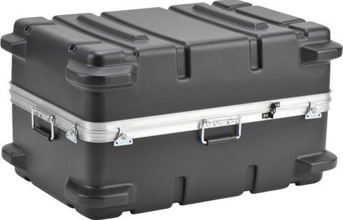 SKB 3SKB-3018M ATA Maximum Protection Case, Latch Closure Type, Polyethylene Materials, Interior Contents None, 9.5