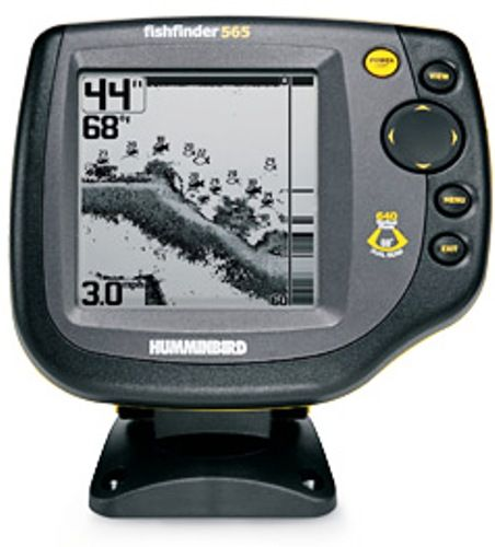 Hummingbird fishfinder and sounder model 565 ebay for Hummingbird fish finders on sale
