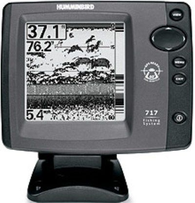 Humminbird 717 fishing system fishfinder gps for Fish finders on sale