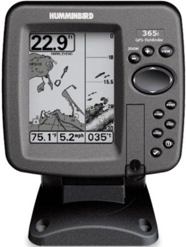 humminbird 407670-1 model 365i combo fishfinder gps system, 4.0, Fish Finder